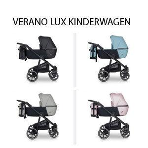 VERANO LUX Kinderwagen